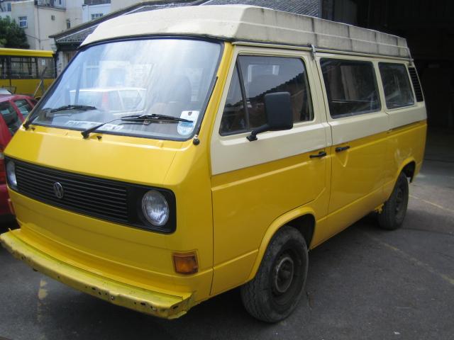 VW Devon Campervan Carthago Campers