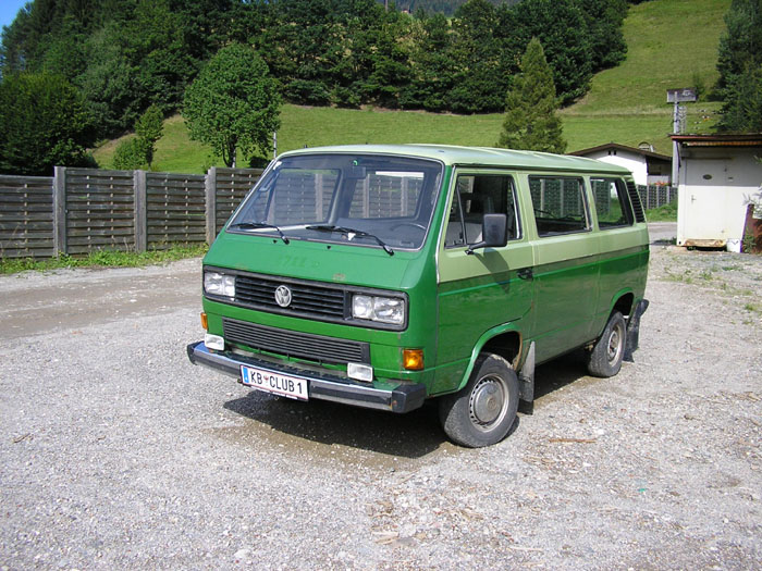 Not only do Munich Kampers supply great campers but also